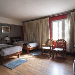 Отель Ambassador Garden Home Непал, Катманду - отзывы, цены и фото номеров - забронировать отель Ambassador Garden Home онлайн комната для гостей фото 5