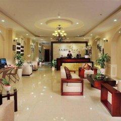 Отель Fairy Bay Hotel Вьетнам, Нячанг - 9 отзывов об отеле, цены и фото номеров - забронировать отель Fairy Bay Hotel онлайн интерьер отеля фото 3