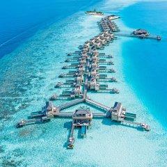 Отель Angsana Velavaru Мальдивы, Южный Ниланде Атолл - отзывы, цены и фото номеров - забронировать отель Angsana Velavaru онлайн Южный Ниланде Атолл  ванная