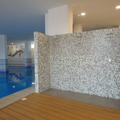 Отель Oceano Atlantico Apartamentos Turisticos Португалия, Портимао - отзывы, цены и фото номеров - забронировать отель Oceano Atlantico Apartamentos Turisticos онлайн бассейн фото 3
