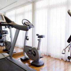 Отель Palacio San Martin Мадрид фитнесс-зал