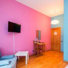 Гостиница Итальянские комнаты Пио на канале Грибоедова 35 Стандартный номер с двуспальной кроватью фото 12