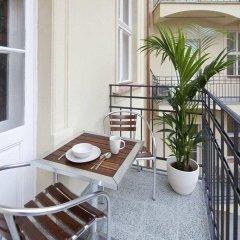 Апартаменты Apartments Dusni - Old Town Square Прага балкон