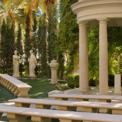 Отель Caesars Palace США, Лас-Вегас - 8 отзывов об отеле, цены и фото номеров - забронировать отель Caesars Palace онлайн терраса/патио