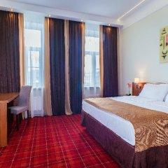 Best Western PLUS Centre Hotel (бывшая гостиница Октябрьская Лиговский корпус) 4* Стандартный номер двуспальная кровать фото 17