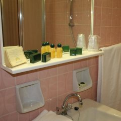 Albergo Residence Italia Vintage Hotel Порденоне ванная фото 2
