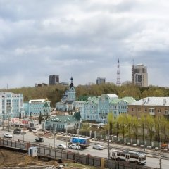 Апартаменты Apartment Etazhy Tokarey-Kraulya Екатеринбург пляж