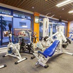 Отель Ibiza Playa Испания, Ивиса - 1 отзыв об отеле, цены и фото номеров - забронировать отель Ibiza Playa онлайн фитнесс-зал фото 2