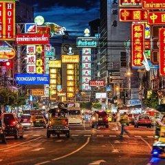 Отель Sala Rattanakosin Bangkok Таиланд, Бангкок - отзывы, цены и фото номеров - забронировать отель Sala Rattanakosin Bangkok онлайн фото 3