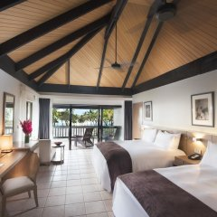 DoubleTree Resort by Hilton Hotel Fiji - Sonaisali Island комната для гостей фото 5