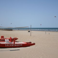 Отель Residenza Levante пляж фото 2