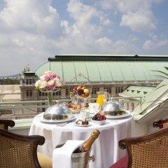 Отель Bristol, a Luxury Collection Hotel, Vienna Австрия, Вена - 3 отзыва об отеле, цены и фото номеров - забронировать отель Bristol, a Luxury Collection Hotel, Vienna онлайн балкон