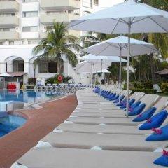 Hotel Tesoro Condo 523 бассейн