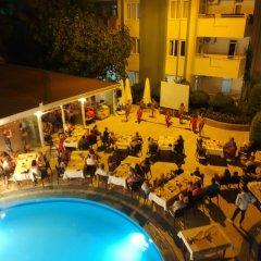 Melissa Garden Apart Hotel Сиде бассейн