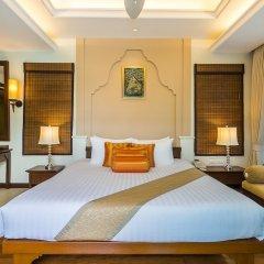 Отель Ravindra Beach Resort And Spa комната для гостей фото 14