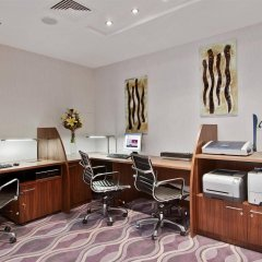 Отель Hilton Gdansk Польша, Гданьск - 6 отзывов об отеле, цены и фото номеров - забронировать отель Hilton Gdansk онлайн интерьер отеля