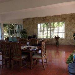 Отель Relais Villa Margarita Доминикана, Бока Чика - отзывы, цены и фото номеров - забронировать отель Relais Villa Margarita онлайн питание