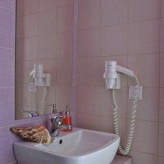 Отель Hippocampus Hotel Греция, Остров Санторини - отзывы, цены и фото номеров - забронировать отель Hippocampus Hotel онлайн ванная фото 2