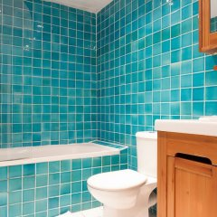 Апартаменты Odeon - Saint Germain Private Apartment ванная