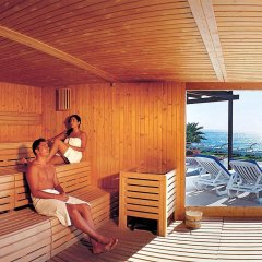 Отель Fuerteventura Princess Испания, Джандия-Бич - отзывы, цены и фото номеров - забронировать отель Fuerteventura Princess онлайн сауна