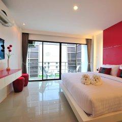 Отель Alfresco Hotel Patong Таиланд, Пхукет - отзывы, цены и фото номеров - забронировать отель Alfresco Hotel Patong онлайн комната для гостей