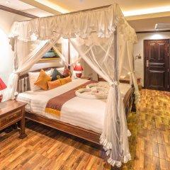 Tanawan Phuket Hotel 3* Номер Делюкс с различными типами кроватей