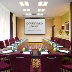 Отель Courtyard by Marriott Irkutsk City Center Иркутск помещение для мероприятий фото 2
