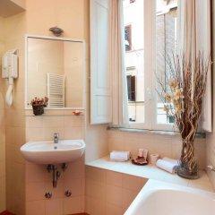 Отель Residenza Domiziano Италия, Рим - отзывы, цены и фото номеров - забронировать отель Residenza Domiziano онлайн ванная
