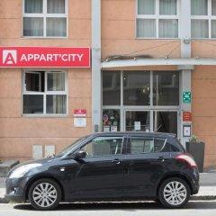 Отель Appart'City Lyon - Part-Dieu Villette Франция, Лион - 2 отзыва об отеле, цены и фото номеров - забронировать отель Appart'City Lyon - Part-Dieu Villette онлайн городской автобус
