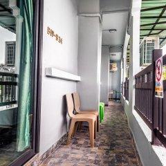 Отель The Guest Hotel Таиланд, Краби - отзывы, цены и фото номеров - забронировать отель The Guest Hotel онлайн балкон