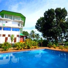 Отель Delma Mount View Канди бассейн