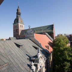 Отель Justus Латвия, Рига - 14 отзывов об отеле, цены и фото номеров - забронировать отель Justus онлайн приотельная территория фото 2