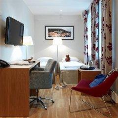 Отель Scandic Byparken Норвегия, Берген - 1 отзыв об отеле, цены и фото номеров - забронировать отель Scandic Byparken онлайн удобства в номере