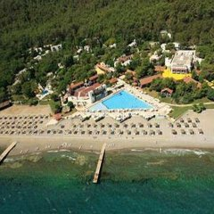 Отель Majesty Club Kemer Beach бассейн фото 2