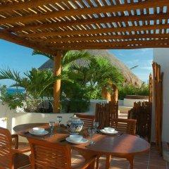 Отель Porto Playa Condo Hotel & Beachclub Мексика, Плая-дель-Кармен - отзывы, цены и фото номеров - забронировать отель Porto Playa Condo Hotel & Beachclub онлайн питание фото 2
