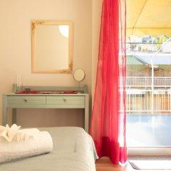 Отель EUROPEA Athens Residence Греция, Афины - отзывы, цены и фото номеров - забронировать отель EUROPEA Athens Residence онлайн комната для гостей фото 3