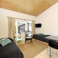 Апартаменты Forenom Apartments Espoo Lintuvaara комната для гостей фото 4