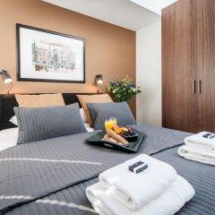Отель Allure Garden Apartments Нидерланды, Амстердам - отзывы, цены и фото номеров - забронировать отель Allure Garden Apartments онлайн комната для гостей фото 5