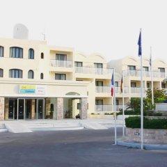 Отель Club Calimera Sunshine Kreta Греция, Иерапетра - отзывы, цены и фото номеров - забронировать отель Club Calimera Sunshine Kreta онлайн вид на фасад