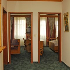 Отель Am Josephsplatz Германия, Нюрнберг - отзывы, цены и фото номеров - забронировать отель Am Josephsplatz онлайн комната для гостей фото 3