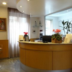 Hotel Parma интерьер отеля