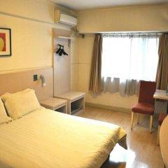 Отель Jingjiang Inn Xi'an Jianguomen комната для гостей фото 2