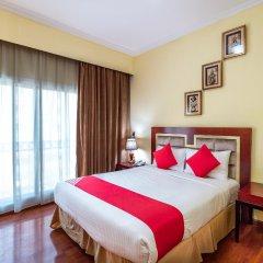 Отель OYO 132 Ruwi Hotel Apartments ОАЭ, Шарджа - отзывы, цены и фото номеров - забронировать отель OYO 132 Ruwi Hotel Apartments онлайн комната для гостей
