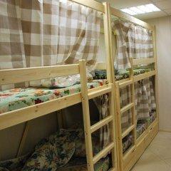 Хостел на Гуртьева Кровать в мужском общем номере с двухъярусной кроватью фото 5