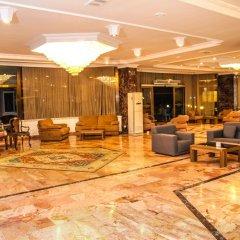 Hotel Yiltok Аванос интерьер отеля фото 3