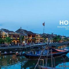 Отель Homestay Hong Cong Хойан приотельная территория