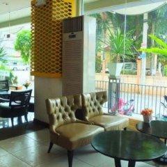 Отель Curve Boutique Pattaya интерьер отеля фото 3