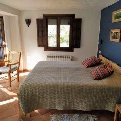 Отель Casa Rural Arroyo de la Greda Испания, Гуэхар-Сьерра - отзывы, цены и фото номеров - забронировать отель Casa Rural Arroyo de la Greda онлайн комната для гостей фото 4