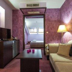 Отель Best Western Art Plaza Hotel Болгария, София - 1 отзыв об отеле, цены и фото номеров - забронировать отель Best Western Art Plaza Hotel онлайн комната для гостей фото 3