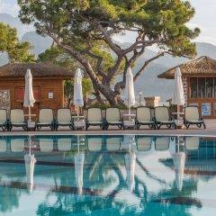 Отель Nirvana Lagoon Villas Suites & Spa фитнесс-зал фото 4